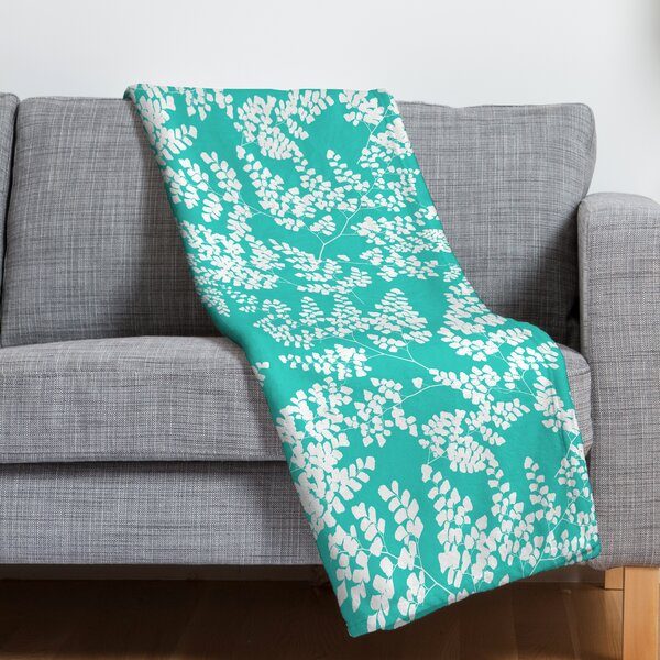 2 Fleece Throw Blanket by East Urban Home