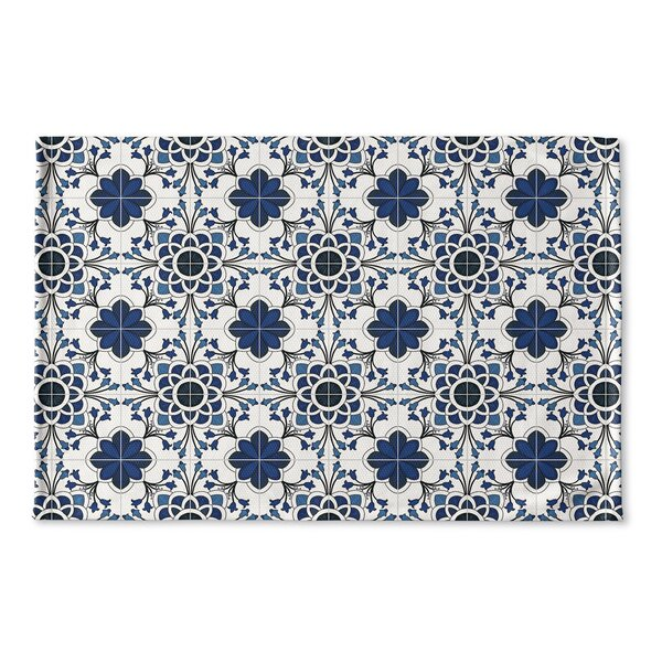 Grosvenor Flat Weave Bath Rug by The Twillery Co.