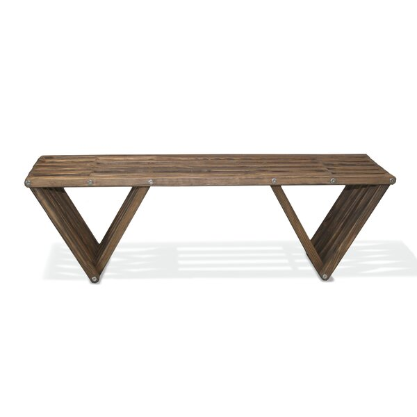 Eco Friendly X60 Pine Picnic Bench by Mercury Row