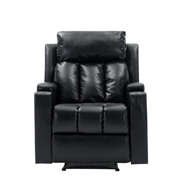 Amonta Faux Leather Manual Recliner W003504942