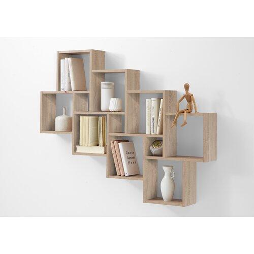 Würfelregal ClearAmbient Farbe: Beige | Wohnzimmer > Regale > Regalwürfel | ClearAmbient