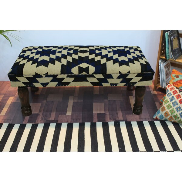 Stoll Upholstered Bench by Bloomsbury Market Bloomsbury Market