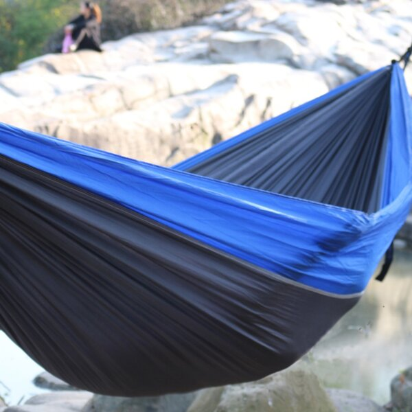 Elsa Double Camping Hammock by Freeport Park