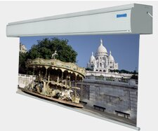 440 Diagonal Electric Projection Screen  by Da-Lite