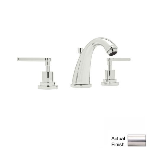 Avanti Widespread Bathroom Faucet with Drain Assembly by Rohl