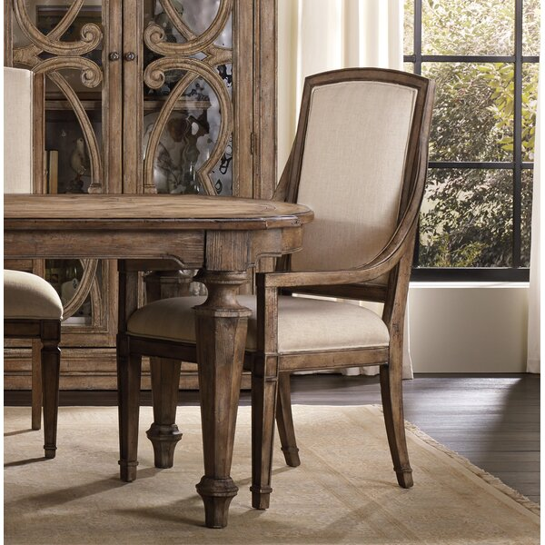 Unruh Upholstered Dining Chair (Set of 2) by Ophelia & Co. Ophelia & Co.