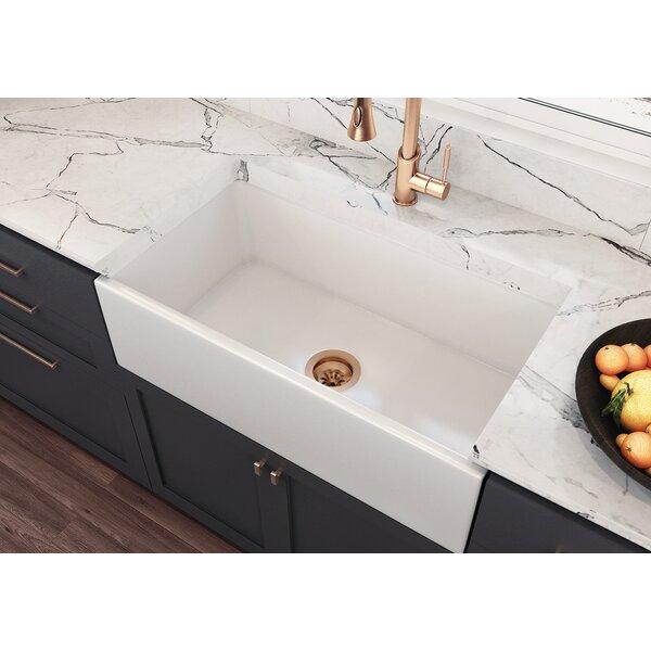 Venezia Reversible 33 L x 18 W Kitchen Sink