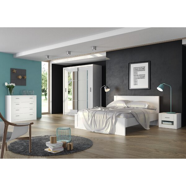 Vincent Platform Configurable Bedroom Set by Orren Ellis