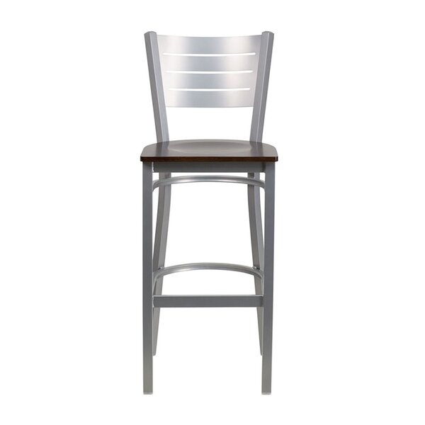 St. Marks Place 30 Bar Stool by Winston Porter