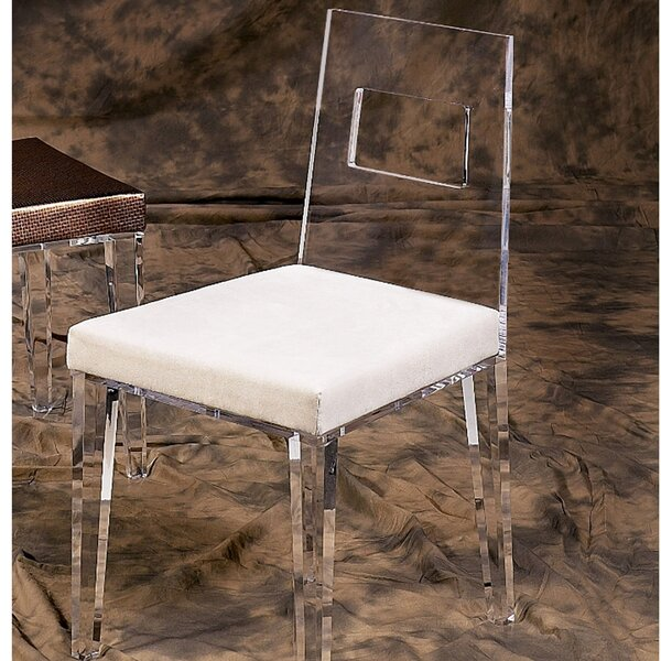 Contempo Upholstered Dining Chair by Shahrooz Shahrooz