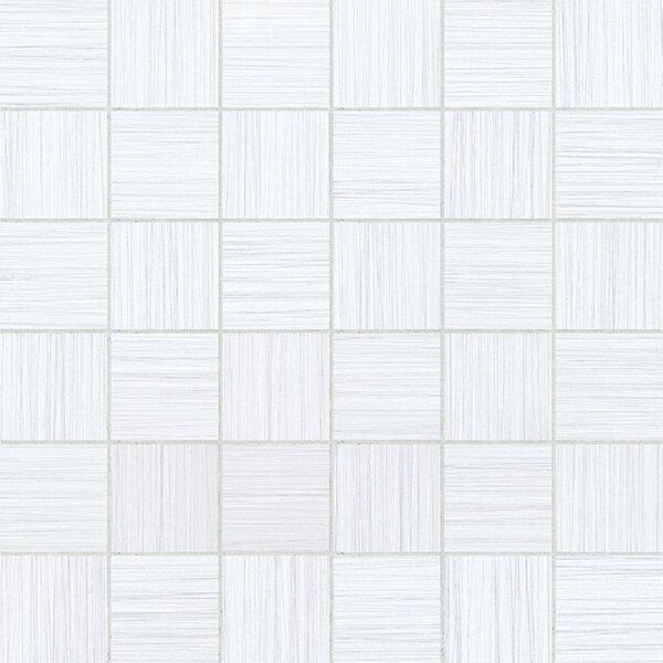 Bamboo 2 x 2 Porcelain Mosaic Tile