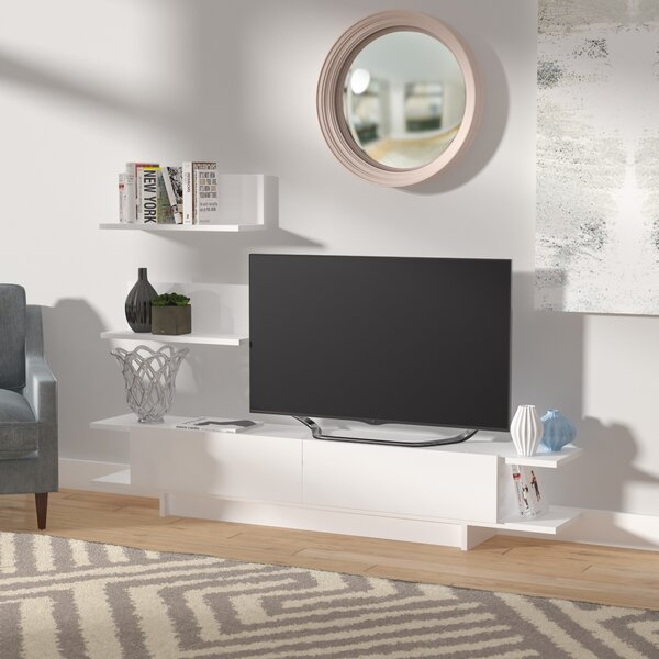 Mossman 71 TV Stand by Wrought Studio