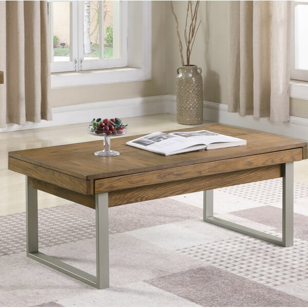 Ann Coffee Table with Storage by Foundry Select