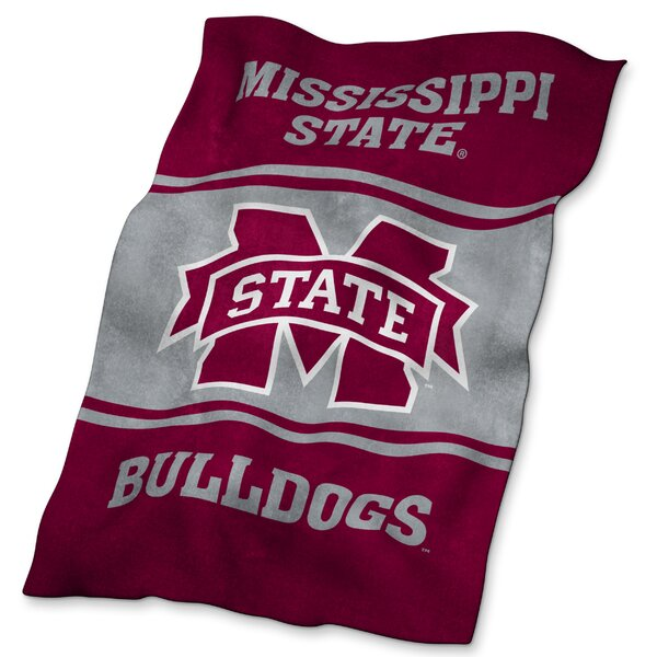 Mississippi State Ultra Soft Throw by Logo Brands