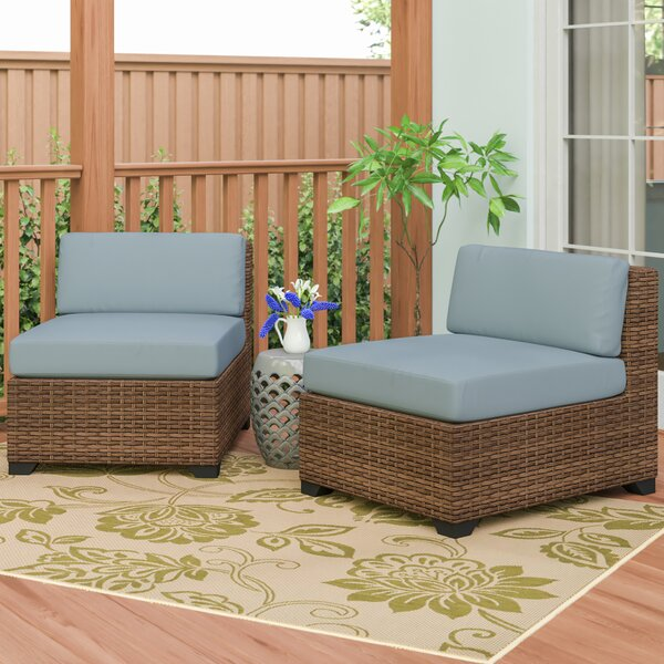 Waterbury Patio Chair With Cushions By Sol 72 Outdoor