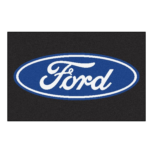 Ford - Ford Oval Tailgater Mat by FANMATS