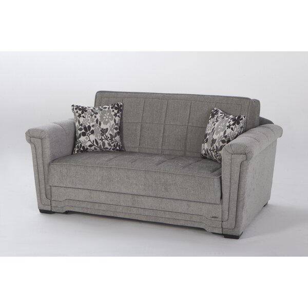 New Look Collection Gorsuch Sofa Bed by Latitude Run by Latitude Run
