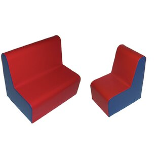 Comparison 2 Piece Soft Seating ByBenee's