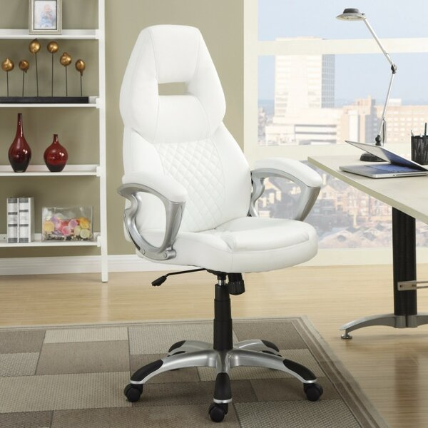 Moors Sporty Executive Chair by Latitude Run