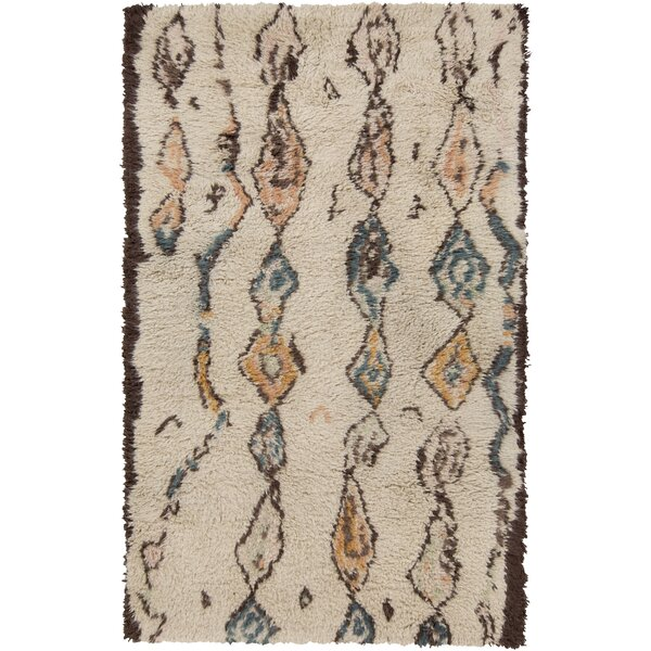 Beufort Beige Area Rug by Bungalow Rose