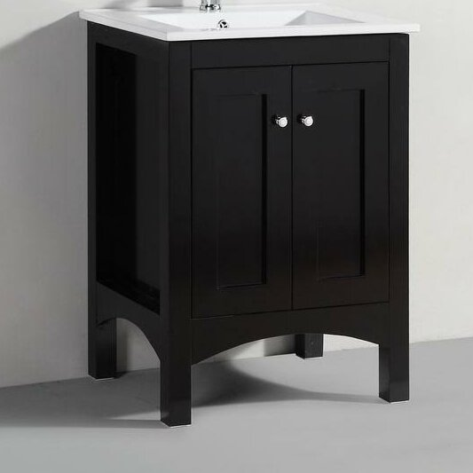 24 Single Modern Bathroom Vanity Set by Belvedere Bath