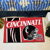 NCAA University of Cincinnati Starter Doormat by FANMATS