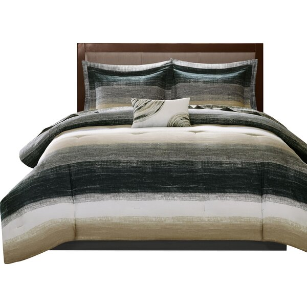 Westville Complete Comforter and Cotton Sheet Set