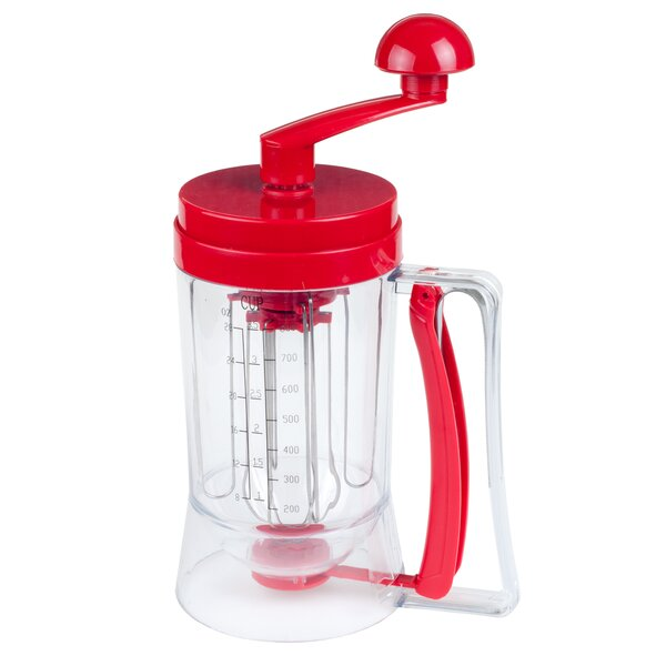 Batter Dispenser 1 Speed Hand Mixer by Chef Buddy