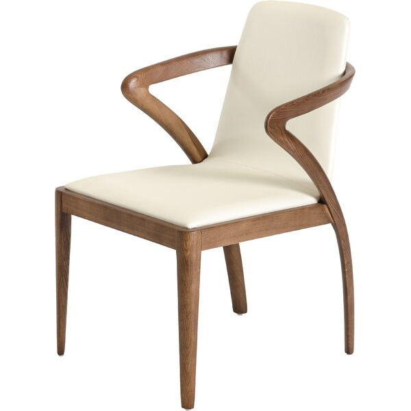 Brooklynn Bend Arm Chair by Langley Street