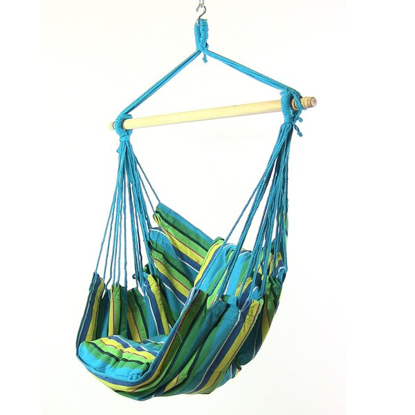 Sirmans Hanging Chair Hammock by Bay Isle Home