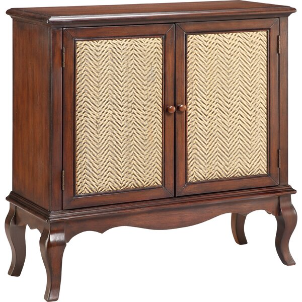 Gretel 2 Door Accent Cabinet by World Menagerie