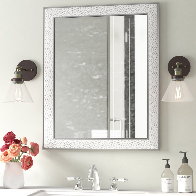 Beveled Bathroom Vanity Mirror