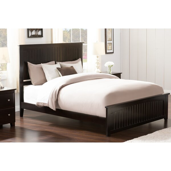 Graham Panel Bed by Beachcrest Home