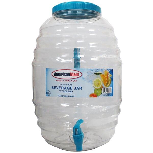 Honey Comb 640 Oz. Beverage Dispenser by American Maid Plastic