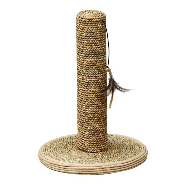 Seagrass Scratching Post by PetPals