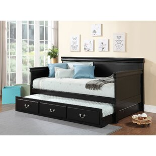 Debellis Twin Daybed with Trundle