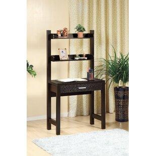Bargain Eladia Wooden Desk ByLatitude Run