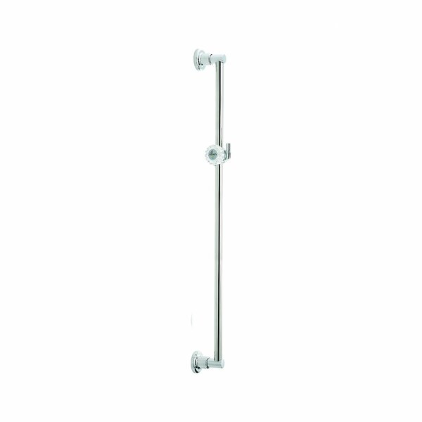 Universal Showering Components 30 Adjustable Pin Mount Wall Bar by Delta