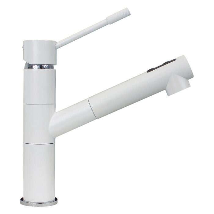 Pull Out Touch Single Handle Kitchen Faucet