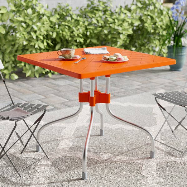 Buerger Folding Bistro Table by Latitude Run
