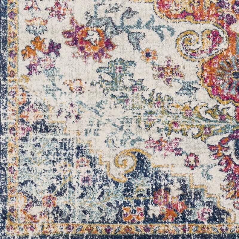 Mistana Hillsby Saffron Area Rug Amp Reviews Wayfair