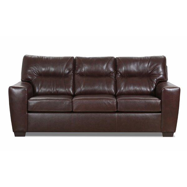 Buy Cheap Ogden Leather Sofa