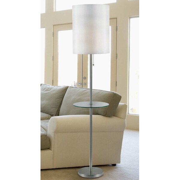 Exhibit 65 Floor Lamp by Wildon Home ®