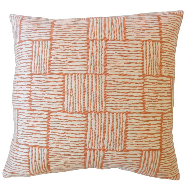 Latasha Striped Down Filled Throw Pillow by Corrigan Studio