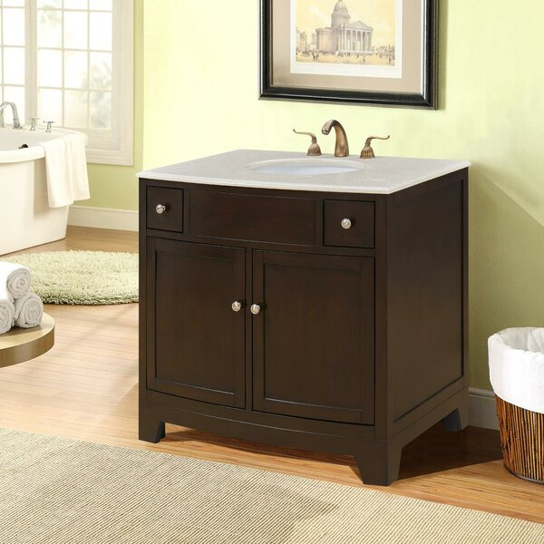Mccullough 36 Single Bathroom Vanity Set by Latitude Run