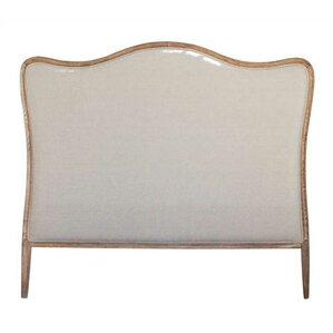 Chateau King Upholstered Panel Headboard by Creative Co-Op