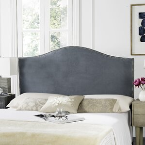 Carolyn Upholstered Panel Headboard by Alcott Hill