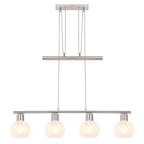 Talleysville 4-Light 19cm Ceiling Spotlight Ebern Designs