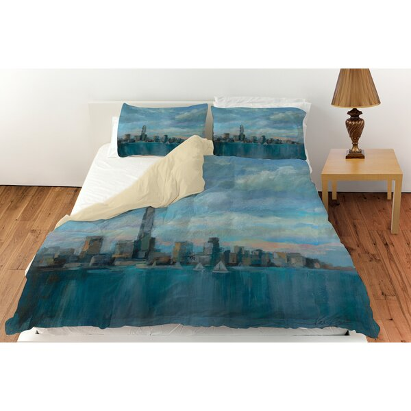Manhattan Tower of Hope Duvet Cover Collection