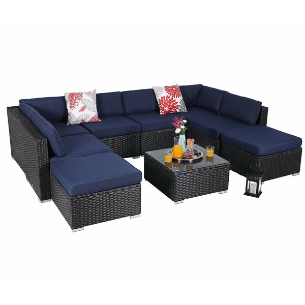 Epstein Sectional Sofa by Bay Isle Home